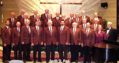 South St. Paul Male Chorus